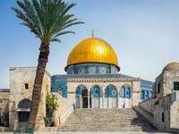 Jeruzalem Koepel van de Rots