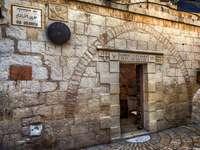 Capilla de Jerusalén Simeón de Cirene