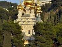 Iglesia Ortodoxa de Jerusalén de María Magdalena
