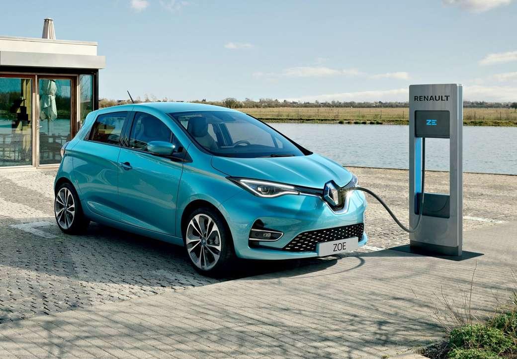 samochód elektryczny - m (12×9)