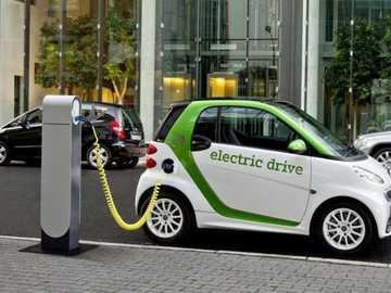coche eléctrico - m .................................