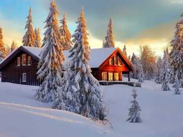 BEAUTIFUL WINTER - Beautiful winter! for Seasons - Zszywka.pl