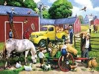 Agricultura cu cai