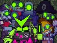 Roboty wirusowe