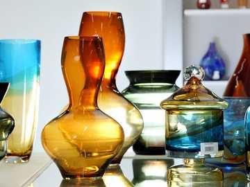 telar-arte de la fabricación de vidrio - m ............................