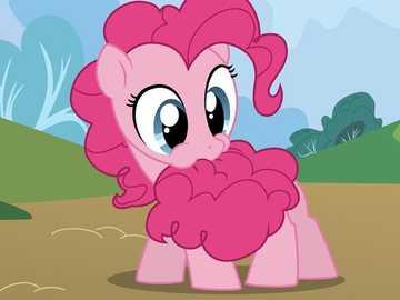 Pinkie Pie - Mein kleines Pony .............