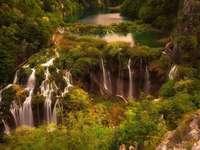 Cascade din Croația
