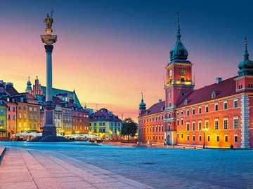 Royal Castle. - Royal Castle in Warsaw.