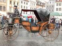 taxi - el casco antiguo