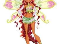 WINX CLUB LAYLA - Transformaciones 2 | Winx club, Bloom winx club, Club ρούχα