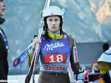 Polish ski jumper - Polish ski jumper