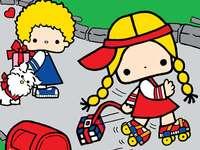 ೋ ღ Illustrationer för barn ೋ ღ