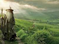 Gandalf - Lord of the rings