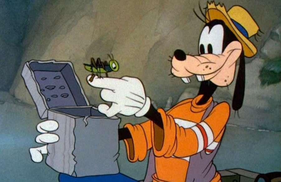 DISNEY GOOKS - O personagem pateta da Disney é realmente uma vaca (6×4)