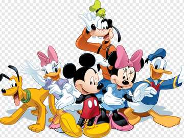 DISNEY GOOKS - Mickey Mouse Donald Duck The Walt Disney Company Minnie Mouse ...