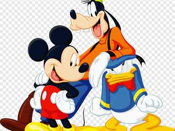 DISNEY GOOKS - Mickey Mouse Pluto Minnie Mouse Donald Duck Goofy, Disney Pluto, Mickey Mouse Club, Cartoon, png com