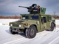 Hummer H1 - americká armáda - Hummer H1 - americká armáda .....