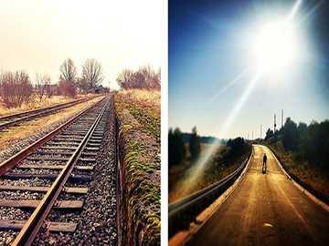 r è per la ferrovia - lmnopqrstuvwxyzlmnop