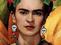 Frida Kahlo - Självporträtt