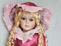 συλλεκτική κούκλα πορσελάνης - συλλεκτική κούκλα πορσελάνης