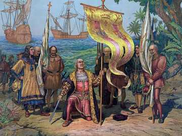 wrgethhdvdnhfxgjjnxgfwetgeyru - Christopher Columbus in the discovery of America