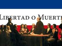 Naše nezávislost - Puzzle určené k práci na Deklaraci nezávislosti.