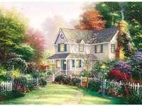 idilli ház