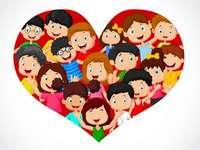 Von ganzem Herzen - Die Kinder der Welt teilen das Glück