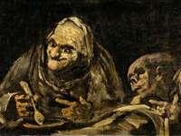 Pintura Negra - Goya