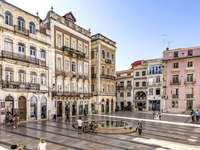 Ciudad de Coimbra en Portugal - Ciudad de Coimbra en Portugal