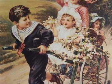 ೋ Children Playing ೋ ღ ೋ - ೋ Boy and Girls Playing ೋ ღ ೋ