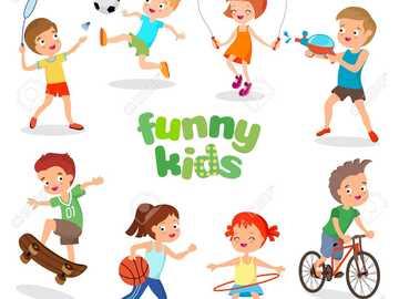 Mouvements combinés avec des activités sportives - Mouvements combinés avec des activités sportives