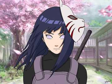 Hinata Hyuga - personaj imaculat din Naruto