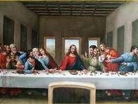 A Última Ceia, de Léonard de Vinci