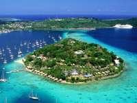 νησί του Βανουάτου