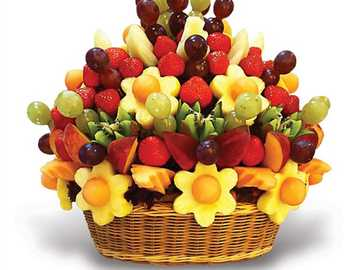 bouquet of fruit - m ...................