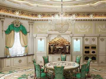 chamber - rococo style - m ...................