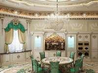 chambre - style rococo