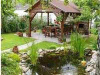 bardzo ładne ogrody