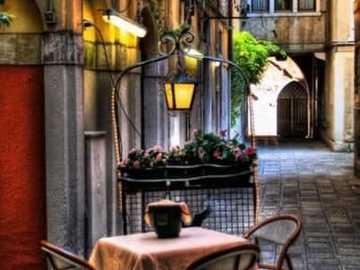 Restaurant Venice, Italy - Restaurant Venice, Italy