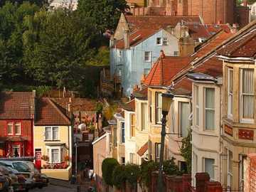 Bristol city in England - Bristol city in England