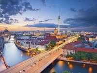 Γερμανία - Βερολίνο, γέφυρα