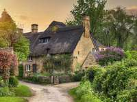 Cotswold Cottages in Engeland