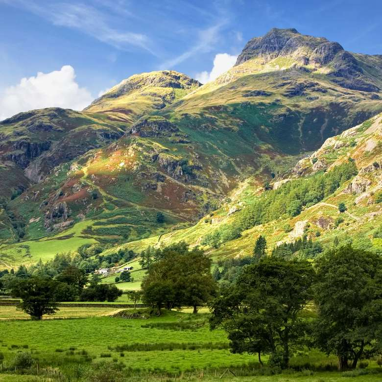 Lake District Angleterre (9×9)