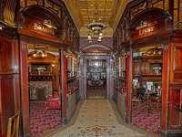 Liverpool Le célèbre pub philharmonique en Angleterre