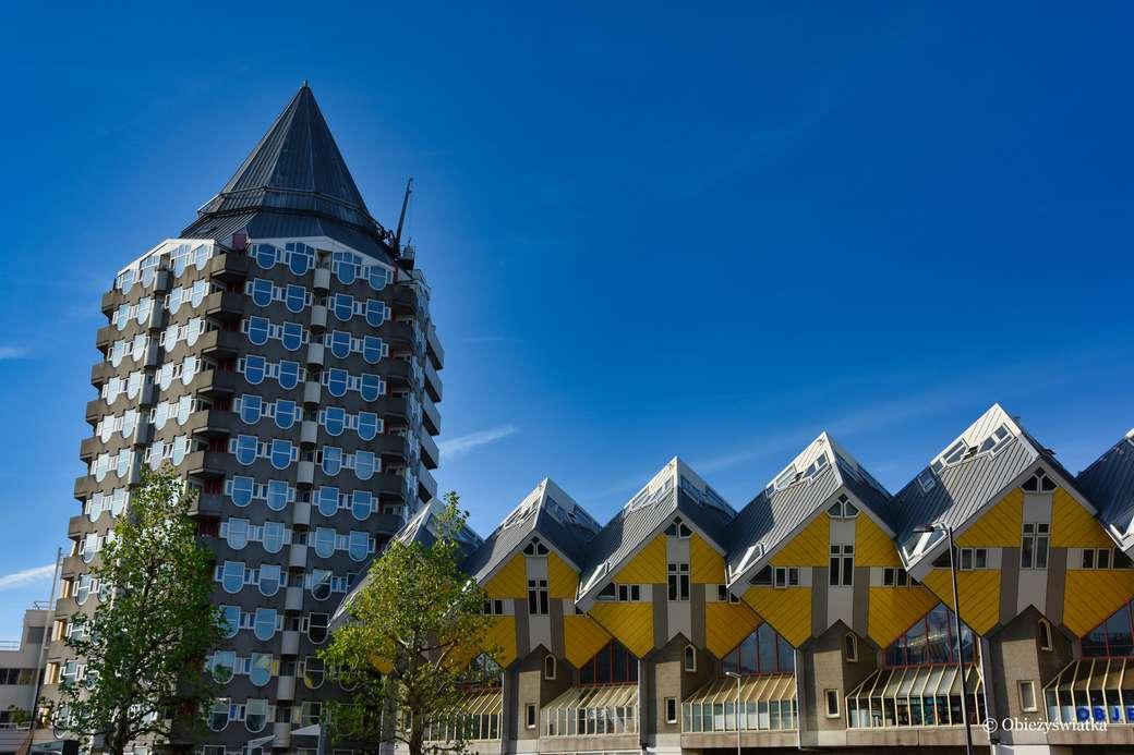netherlands- rotterdam, residential buildings - m .....................