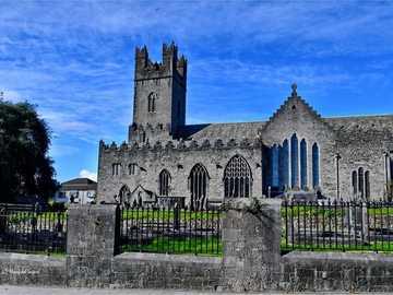 Limerick Saint Marys Cathedral Ireland - Limerick Saint Marys Cathedral Ireland