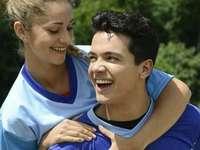 Lorenzo e Delfina - Lorenzo e Delfina della serie TV Eleven