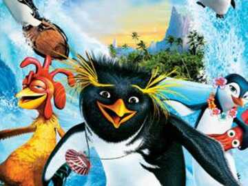 Na Fali (Surf's Up) - Animationsfilm von 2007