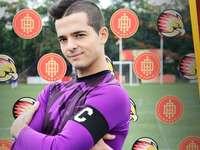 Ezequiel Correa - Ezequiel Correa dalla serie TV Eleven